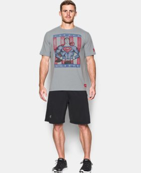 Men's Under Armour® Retro Superman T-Shirt