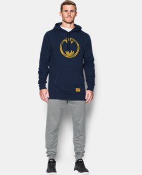New Arrival  Men's Under Armour® Alter Ego Batman Vintage Hoodie   $84.99