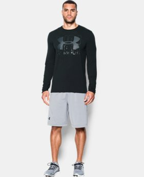 New Arrival  Men's UA Visionary Long Sleeve T-Shirt  1 Color $34.99