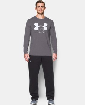 Men's UA Visionary Long Sleeve T-Shirt LIMITED TIME: FREE SHIPPING 3 Colors $29.99