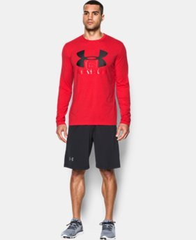 New Arrival  Men's UA Visionary Long Sleeve T-Shirt LIMITED TIME: FREE SHIPPING 1 Color $34.99