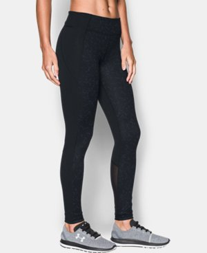 Women's UA Mirror Feathered Marble Legging  1 Color $63.99