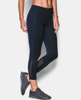 Women's UA Mirror Feathered Marble Crop  1 Color $69.99