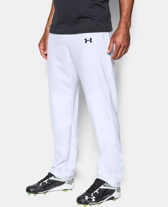 Men's UA Lead Off Baseball Pants LIMITED TIME: FREE SHIPPING 2 Colors $49.99