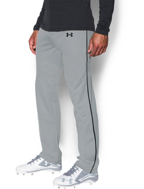 Men S Ua Clean Up Piped Baseball Pants