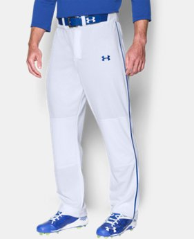 Men's UA Clean Up Piped Baseball Pants  1 Color $39.99
