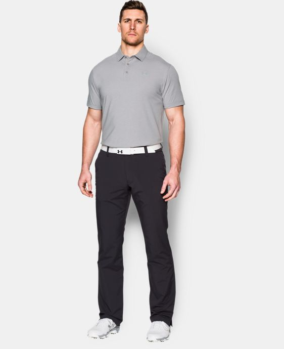 New Arrival Men's Charged Cotton® Scramble Polo  3 Colors $44.99