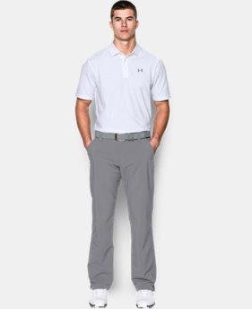 Men's Charged Cotton® Scramble Polo  3 Colors $37.99 to $49.99