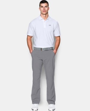 New Arrival  Men's Charged Cotton® Scramble Polo  2 Colors $49.99