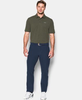 Men's Charged Cotton® Scramble Polo LIMITED TIME: FREE SHIPPING 1 Color $37.99