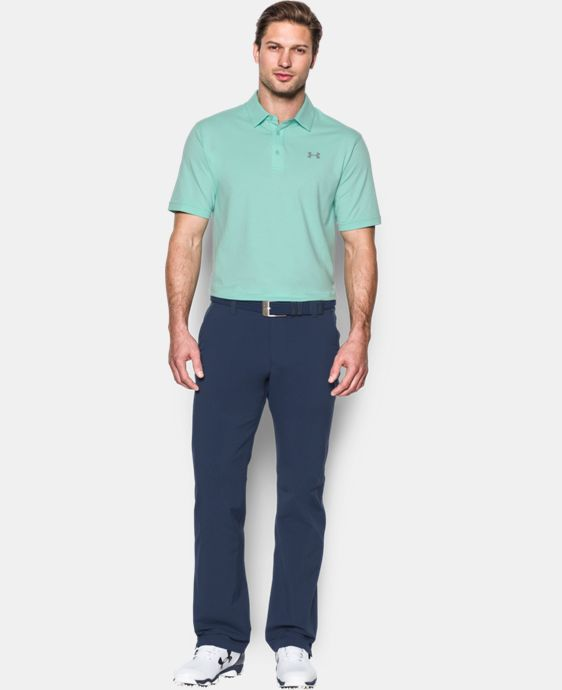 Men's Charged Cotton® Scramble Polo  8 Colors $37.99 to $49.99