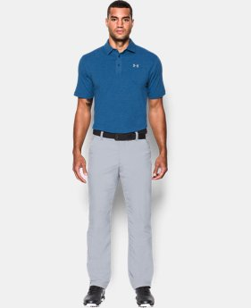 Men's Charged Cotton® Scramble Polo LIMITED TIME: FREE SHIPPING 1 Color $37.99 to $49.99
