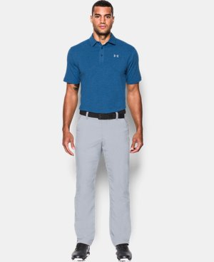 Men's Charged Cotton® Scramble Polo LIMITED TIME: FREE SHIPPING 2 Colors $37.99 to $49.99