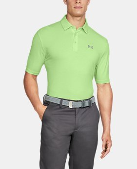 Men's Charged Cotton® Scramble Polo  6  Colors $44.99