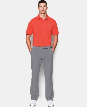Men's Charged Cotton® Scramble Polo