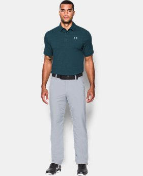 New Arrival Men's Charged Cotton® Scramble Polo  1 Color $44.99