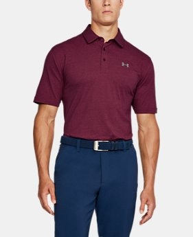Best Seller Men's Charged Cotton® Scramble Polo  7 Colors $44.99