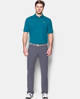 New Arrival Men's Charged Cotton® Scramble Polo  6 Colors $44.99