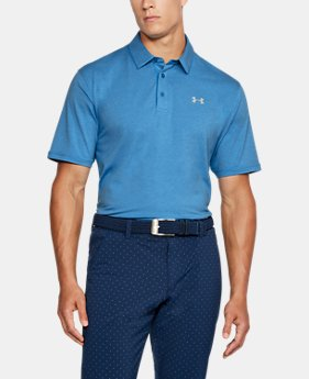 Best Seller Men's Charged Cotton® Scramble Polo  3 Colors $44.99