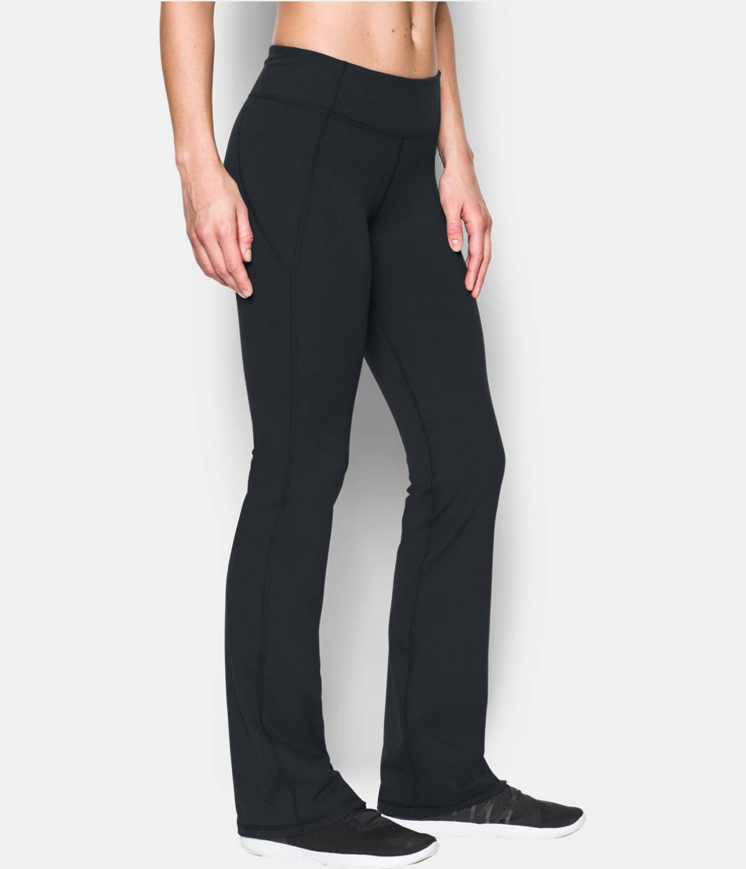 Women's UA Mirror Boot Cut Pants | Under Armour US