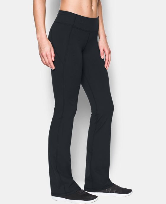 Women's UA Mirror Boot Cut Pant  2 Colors $74.99