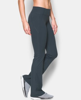 Women's UA Mirror Boot Cut Pant  1 Color $74.99