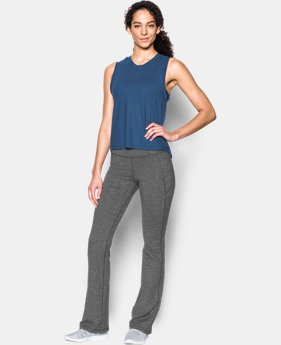 Women's UA Mirror Boot Cut Pants  1 Color $39.74