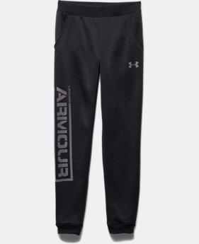 Boys' UA Armour® Fleece Jogger Pants