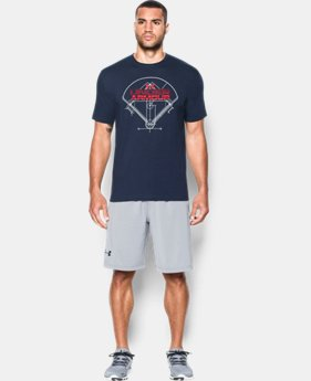 Men's UA Baseball Field T-Shirt   1 Color $29.99
