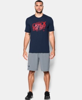 Men's UA Baseball Crack The Bat T-Shirt
