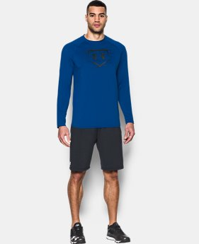 Men's UA Baseball Training Long Sleeve  2 Colors $29.99