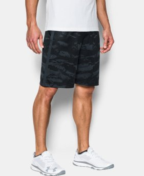Men's UA Baseball Training Shorts  1 Color $27.99