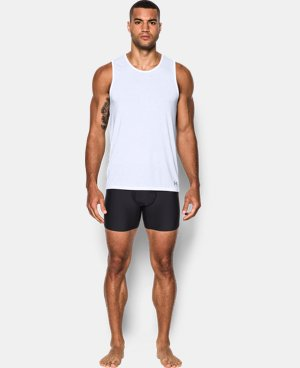 Men's UA Core Tank LIMITED TIME: FREE SHIPPING 3 Colors $24.99