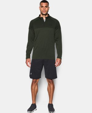 Best Seller Men's UA Tech™ Printed ¼ Zip LIMITED TIME: FREE U.S. SHIPPING 1 Color $44.99