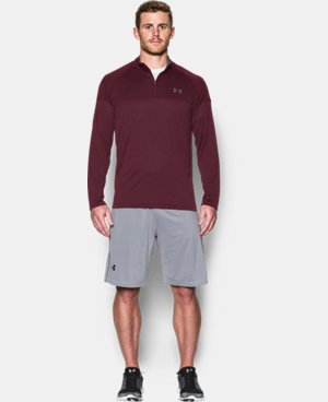 Best Seller Men's UA Tech™ Colorblock ¼ Zip   $44.99