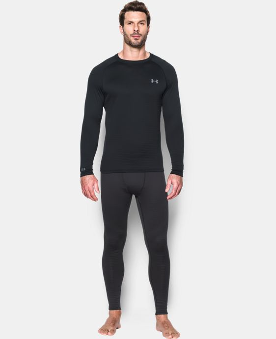 Men's UA Base™ 1.0 Crew LIMITED TIME OFFER + FREE U.S. SHIPPING 1 Color $33.74