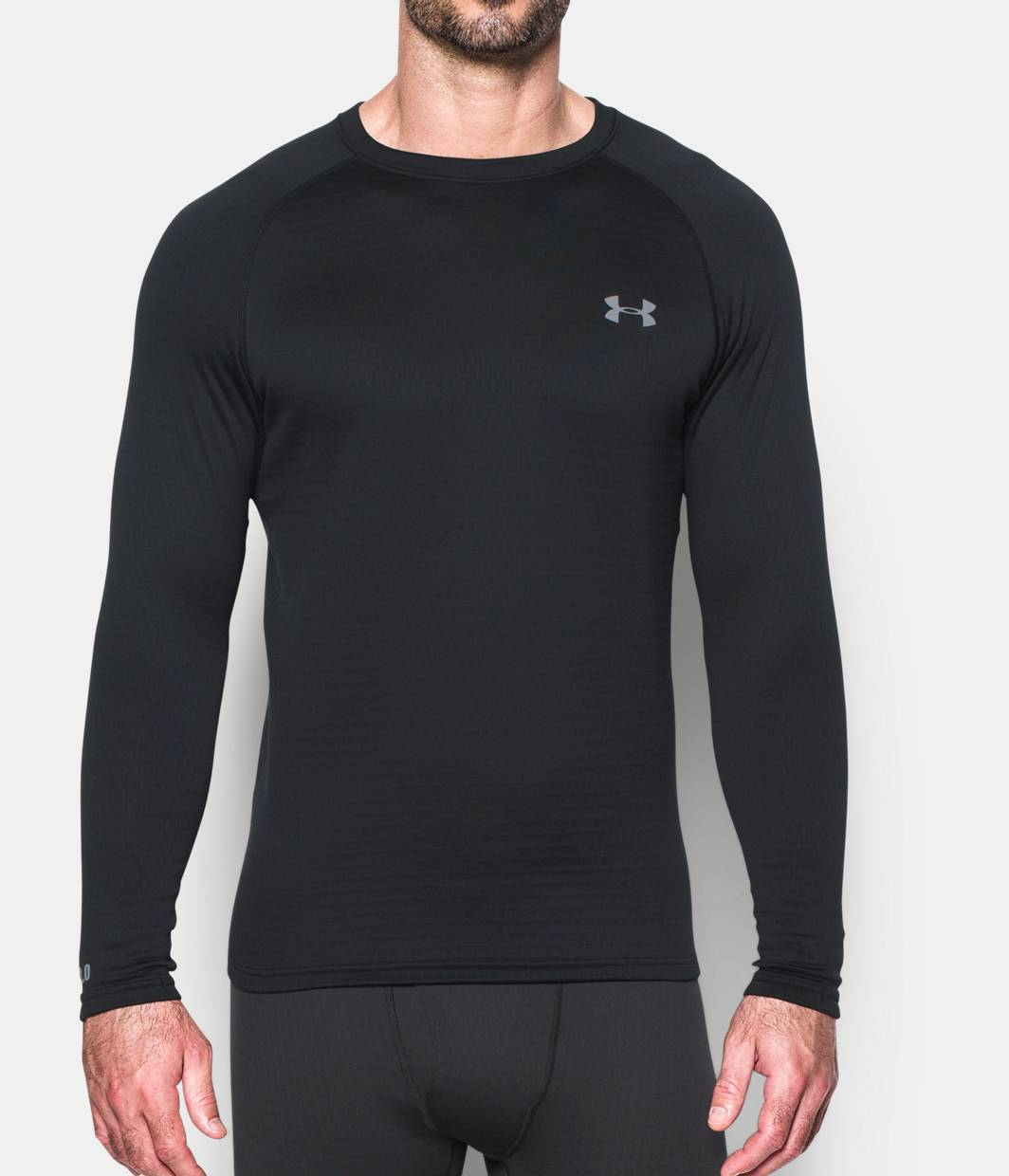 91f14e64b Men's UA Base™ 2.0 Crew 1 Color Available $54.99. 1 Color Available. Black.  UA Base™ 2.0 Crew. Men's Long Sleeve Shirt