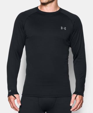 男子UA Base 3.0圓領運動衣
