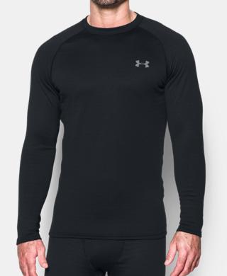 男士UA Base 4.0圓領運動衣