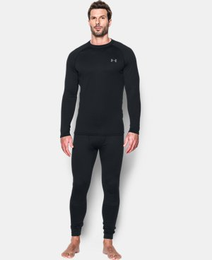 Men's UA Base™ 4.0 Crew LIMITED TIME: FREE U.S. SHIPPING 2 Colors $84.99