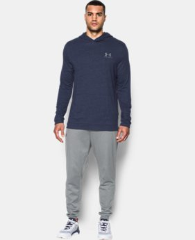 New Arrival  Men's UA Tri-Blend Hoodie   $49.99