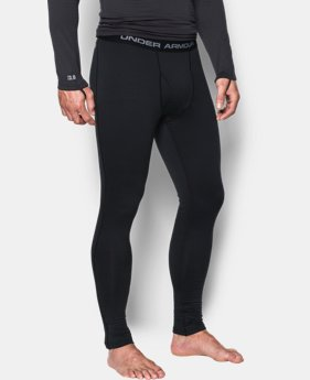 New Arrival  Men's UA Base 1.0 Leggings LIMITED TIME: FREE SHIPPING 1 Color $49.99