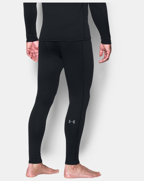 Men's UA Base™ 2.0 Leggings, Black, pdpMainDesktop image number 1