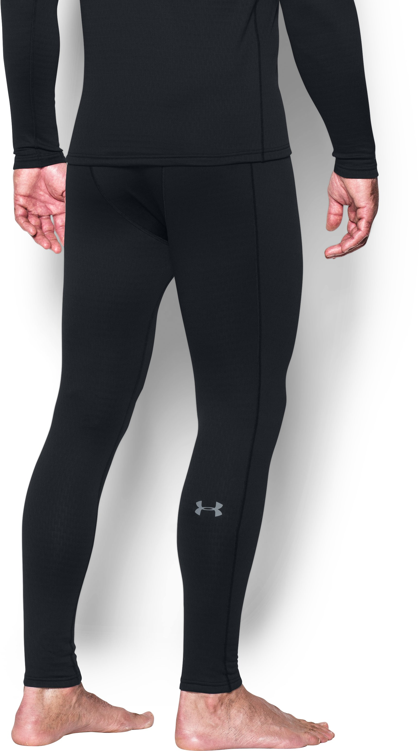 Men's UA Base™ 2.0 Leggings, Black ,