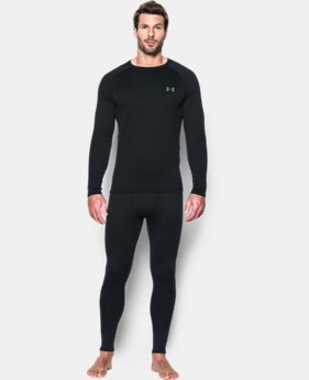 New Arrival  Men's UA Base 2.0 Leggings   $64.99