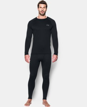 Men's UA Base 2.0 Leggings  1 Color $64.99