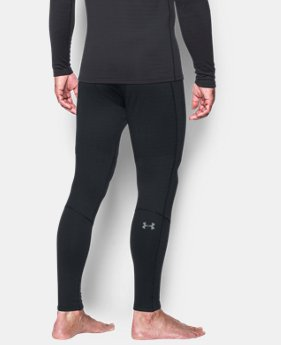 New Arrival  Men's UA Base 4.0 Leggings LIMITED TIME: FREE SHIPPING 2 Colors $99.99