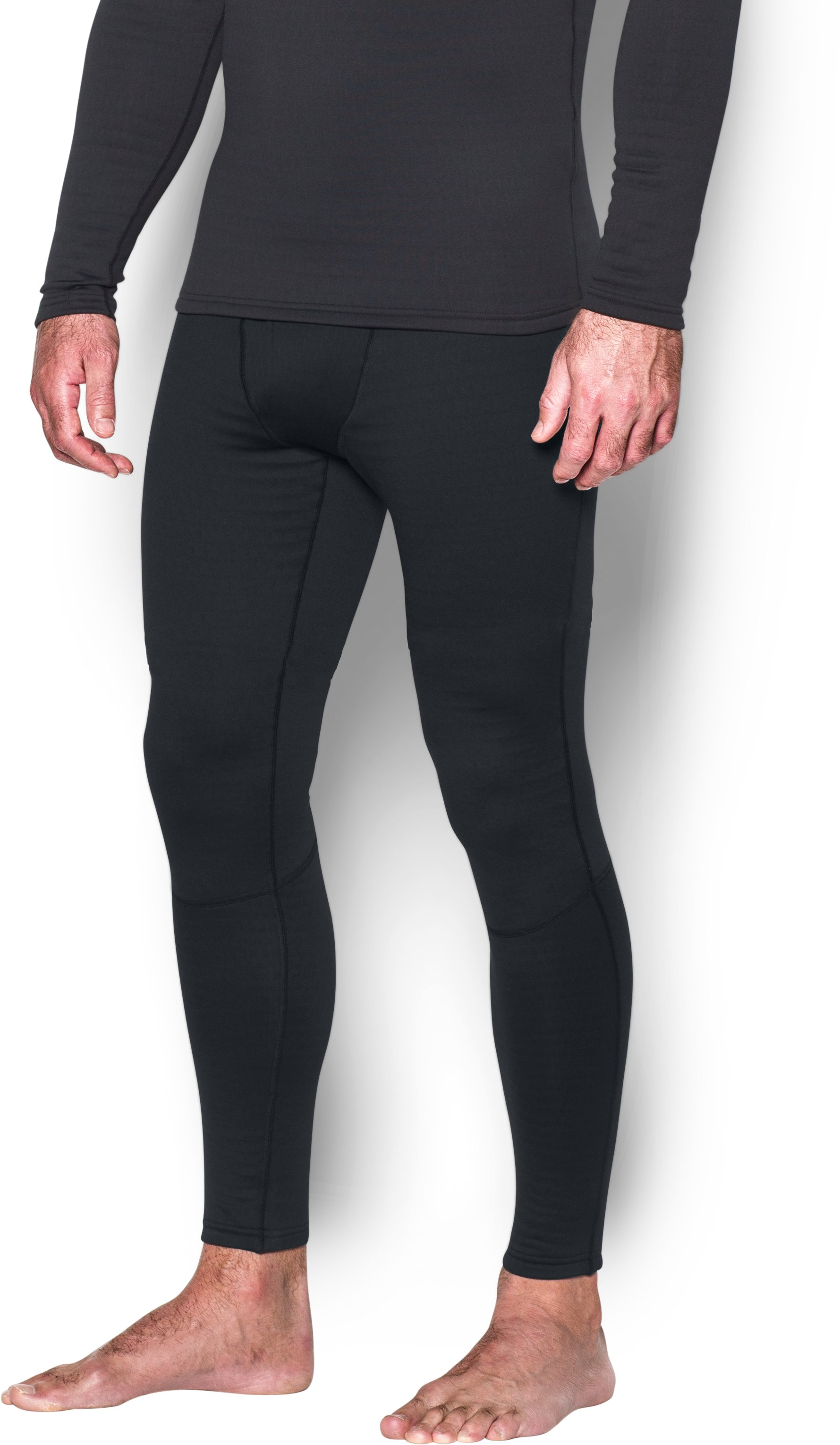 Men's UA Base™ 4.0 Leggings, Black