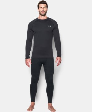 Best Seller  Men's UA Base™ 4.0 Leggings  2 Colors $74.99