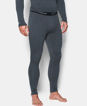 New Arrival  Men's UA Base 4.0 Leggings LIMITED TIME: FREE SHIPPING 1 Color $99.99